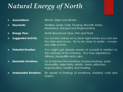 Natural Energy of North