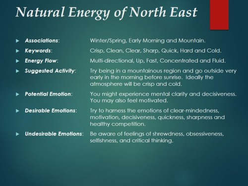 Natural Energy of North East