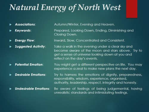 Natural Energy of North West